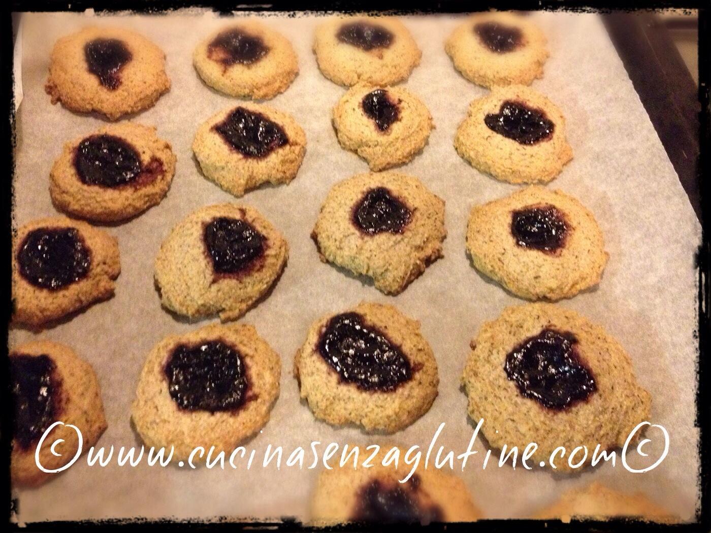 Biscotti al grano saracenob