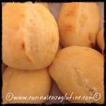 Pane con farine naturali e lievito madre