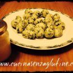 Gnocchi di spinaci al ghee