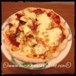 Pizza con farina Mulino dalla Giovanna