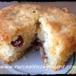 Muffin senza glutine e lattosio alla mela, uvetta e cannella