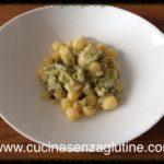 Gnocchi senza glutine alle verdure invernali