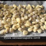 Gnocchi senza glutine fatti in casa