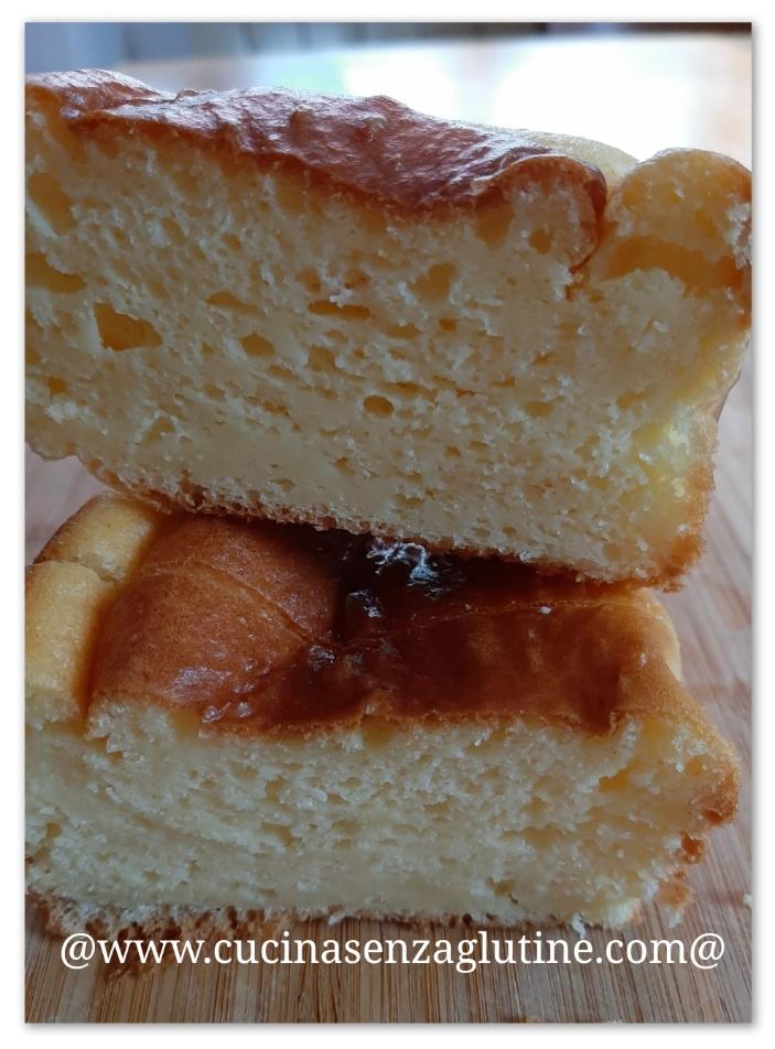 plumcake senza glutine alla vaniglia